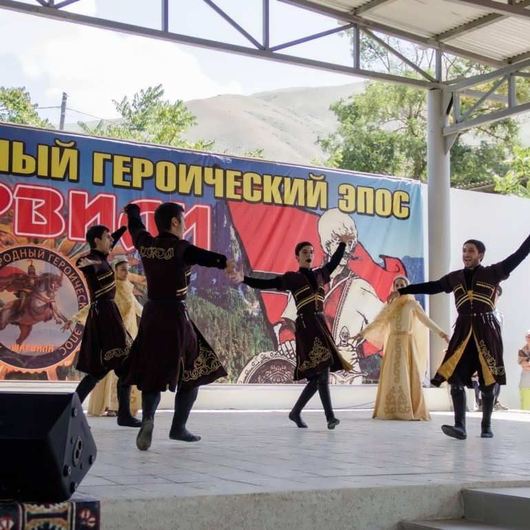 Фото Шарвили-2019