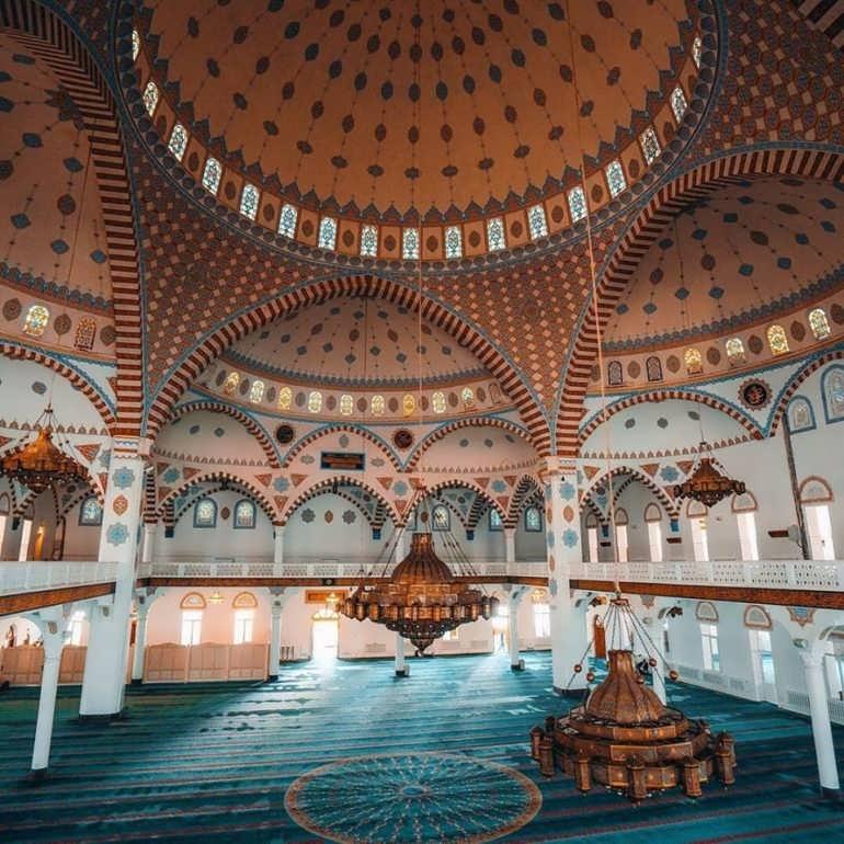 Фото Джума-мечеть в Махачкале