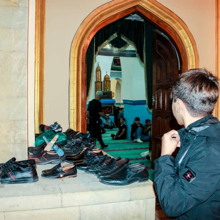 Фото День Ашура в Дербенте
