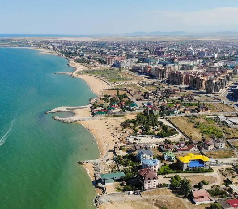 Фото Каспийск