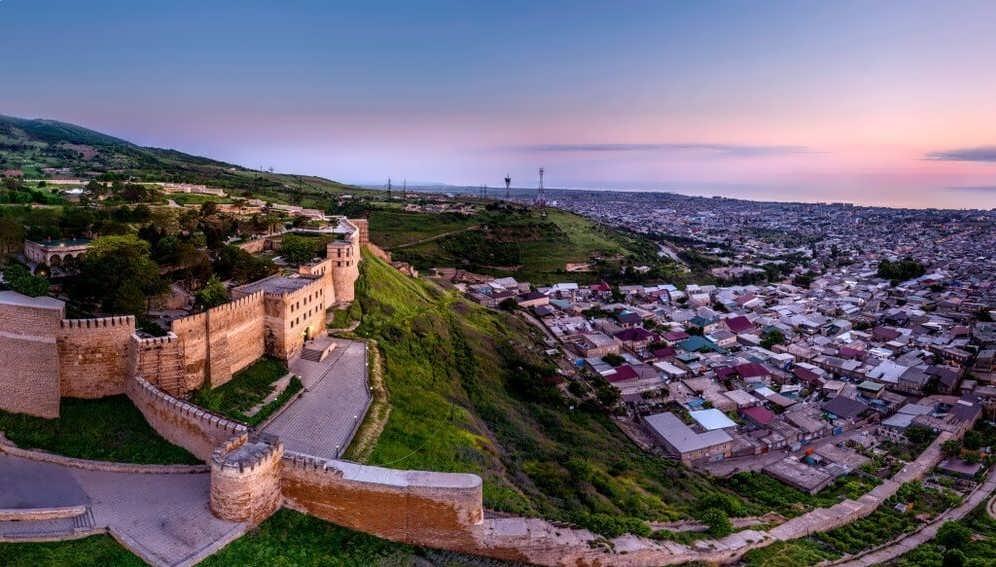 вот город дербент в картинках иране