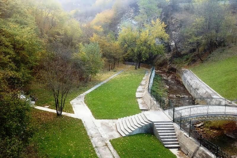 Осень в горах Дагестана
