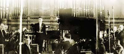 Г. Гасанов в Большом зале Московской консерватории им. П.И. Чайковского