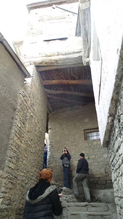 Photo переулок в Ахты