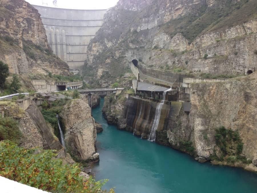 Фото 5. ГЭС #Дагестан52