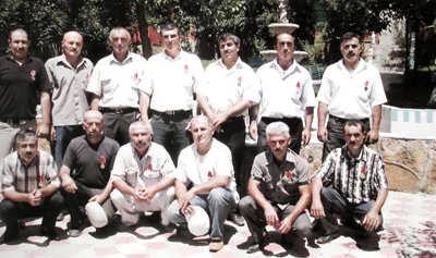 Встреча афганцев, 2009 г.