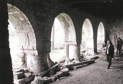 Старое здание Джума-мечети