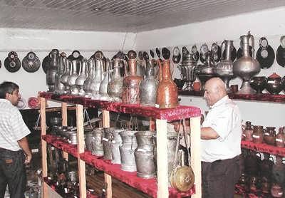 Музей в с. Кища