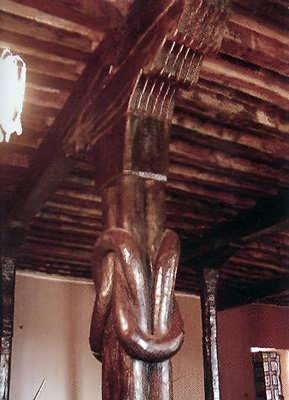 Столб мечети, с. Гупакари