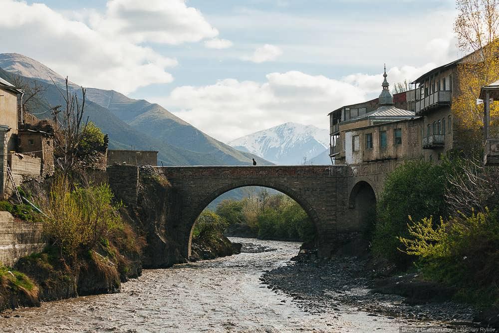 Дагестан, Куруш. Путешествие на самый юг России